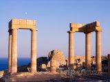 Lindos, Athénin chrám