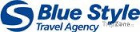 Logo CK Blue Style