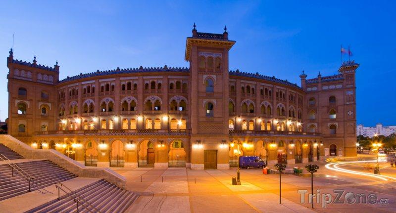 Fotka, Foto Madrid - Plaza de Toros de Las Ventas (Španělsko)