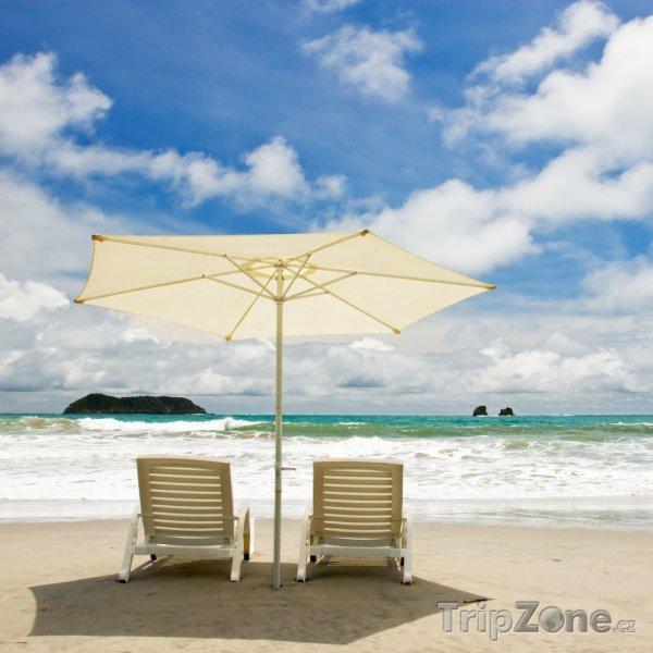 Fotka, Foto Manuel, Antonio, pláž (Kostarika)