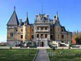 Massandra - palác cara Alexandra III.