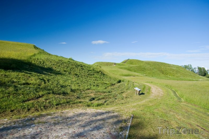 Fotka, Foto Medvegalis - nejvyšší kopec Žemaitijské vysočiny (Litva)