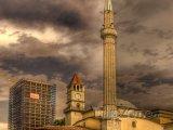 Mešita v Tiraně