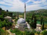 Mešita ve vesnici Počitelj
