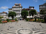 Město Guimaraes - náměstí