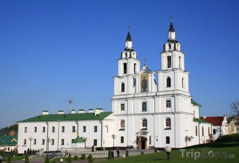 Fotka, Foto Minsk, katedrála svatého Ducha (Bělorusko)