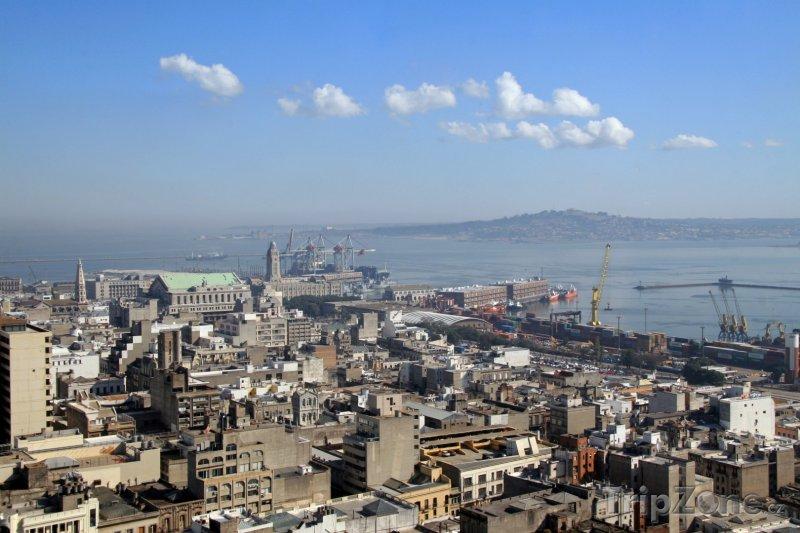 Fotka, Foto Montevideo, přístav (Uruguay)