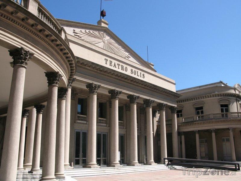 Fotka, Foto Montevideo, Teatro Solís (Uruguay)