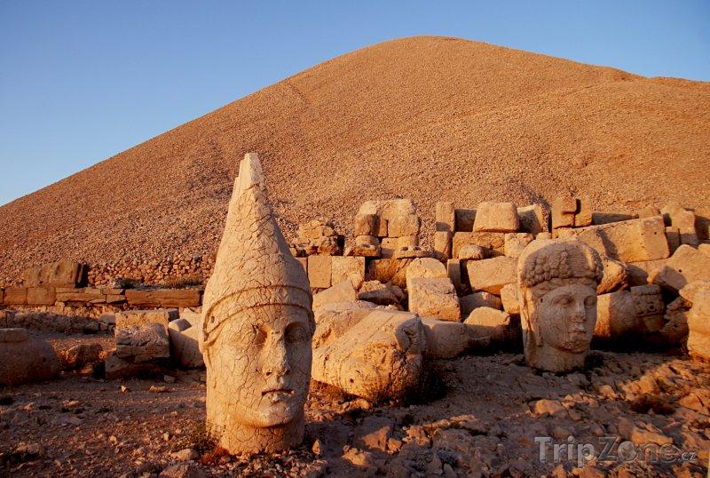 Fotka, Foto Mount Nemrut (Turecko)