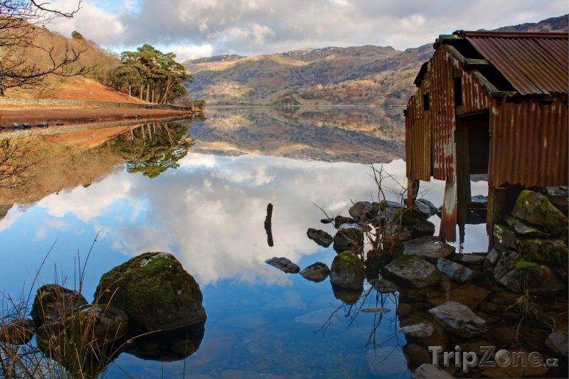Fotka, Foto Nárdoní park Snowdonia ve Walesu (Velká Británie)