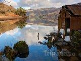 Nárdoní park Snowdonia ve Walesu