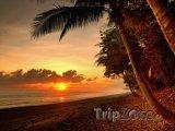 Národní park Corcovado, pláž