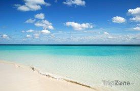 New Providence Island, pláž Lucaya