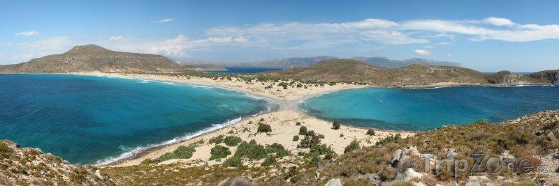 Fotka, Foto Ostrov Elafonisos, pláž Simos (Řecko)