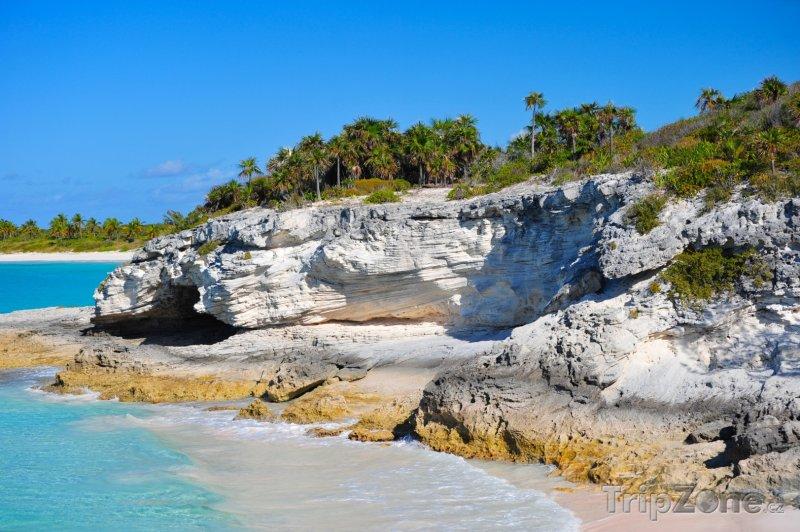 Fotka, Foto Ostrov Eleuthera - pláž (Bahamy)