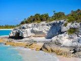 Ostrov Eleuthera - pláž