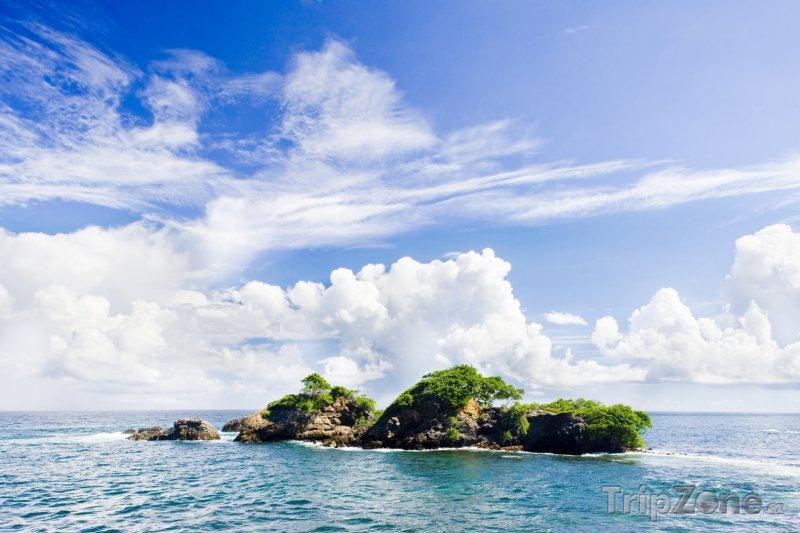 Fotka, Foto Ostrov Galera Point (Trinidad a Tobago)