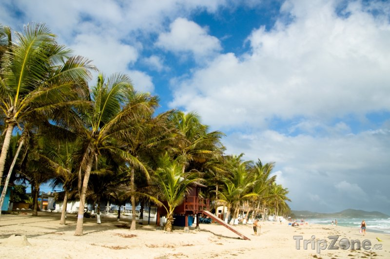 Fotka, Foto Ostrov Margarita, pláž (Venezuela)