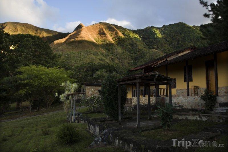 Fotka, Foto Ostrov Margarita, vnitrozemí (Venezuela)