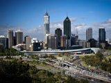 Perth, panoráma města