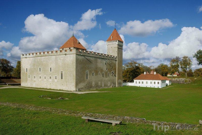 Fotka, Foto Pevnost Kuressaare na ostrově Saaremaa (Estonsko)