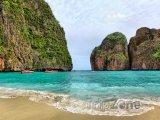 Phi Phi - Maya beach z filmu Pláž