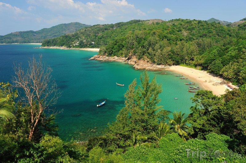 Fotka, Foto Phuket - pobřeží (Thajsko)