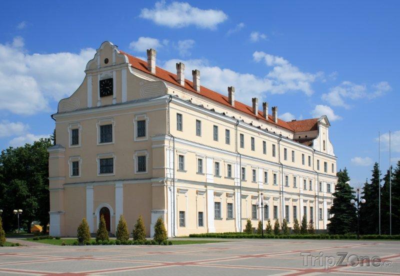 Fotka, Foto Pinsk, jezuitská kolej (Bělorusko)