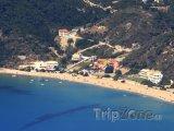Pláž Agios Georgios na Korfu