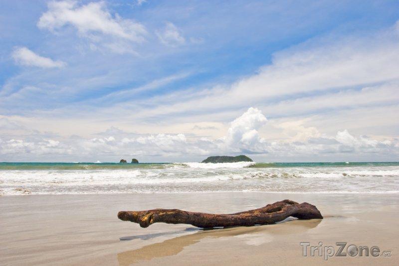 Fotka, Foto Pláž Antonio, oblast Manuel (Kostarika)