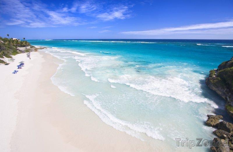 Fotka, Foto Pláž Crane beach, oblast Saint Philip (Barbados)