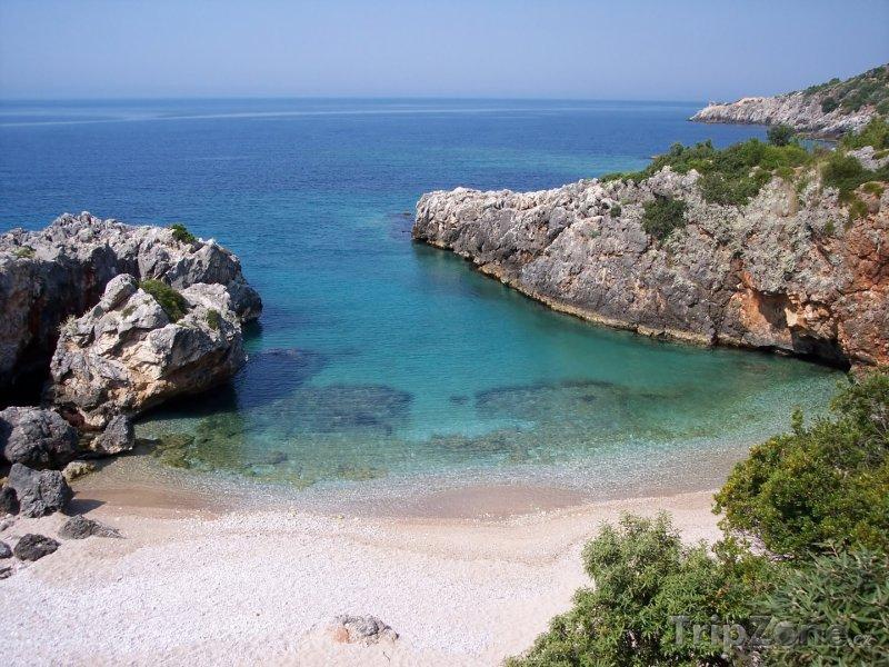 Fotka, Foto Pláž Ionian (Albánie)