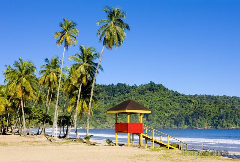 Fotka, Foto Pláž Maracas (Trinidad a Tobago)