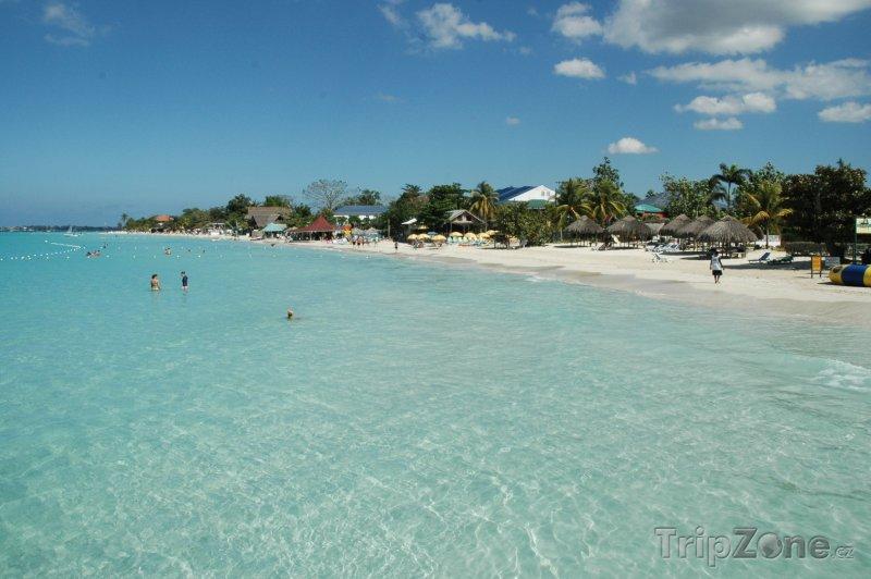Fotka, Foto Pláž Margaritaville (Jamajka)