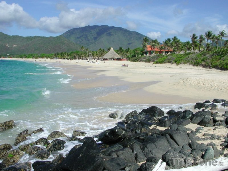 Fotka, Foto Pláž na Isla Margarita (Venezuela)