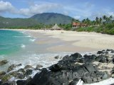Pláž na Isla Margarita
