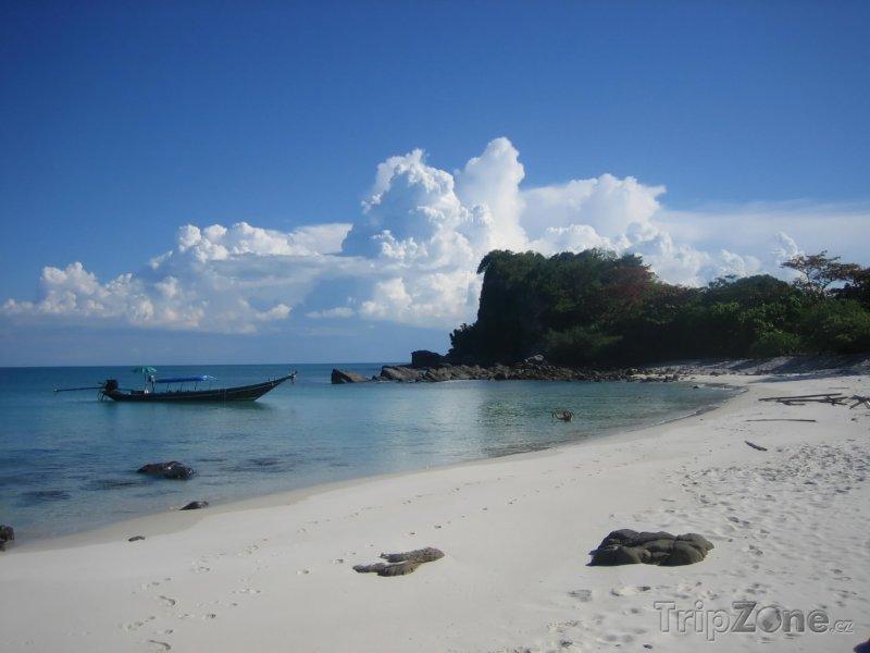 Fotka, Foto Pláž na Ko Samui (Thajsko)