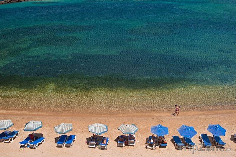 Fotka, Foto Pláž na ostrově Kos (Kos, Řecko)