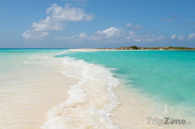 Fotka, Foto Pláž na souostroví Los Roques (Venezuela)