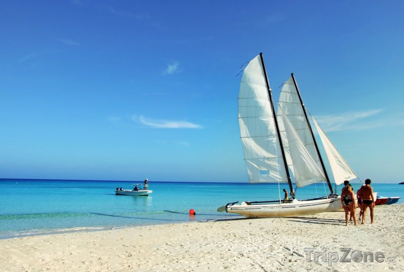 Fotka, Foto Pláž u města Varadero (Kuba)