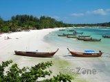 Pláž v thajském letovisku Pattaya