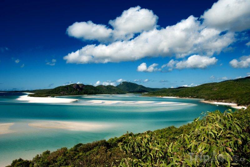Fotka, Foto Pláž Whitehaven (Austrálie)