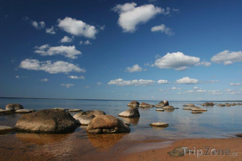 Fotka, Foto Pobřeží Baltského moře poblíž Rigy (Lotyšsko)