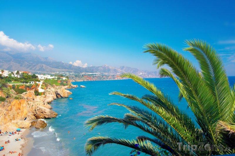 Fotka, Foto Pobřeží Costa del Sol (Španělsko)