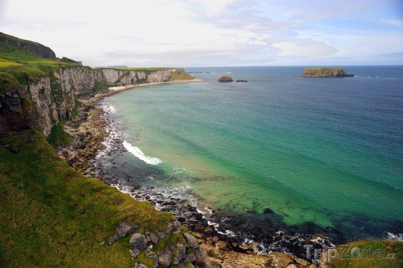 Fotka, Foto Pobřeží Severního Irska (Velká Británie)