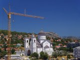Podgorica, kostel Zmrtvýchvstání Krista