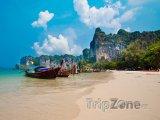 Pohádková pláž na Krabi