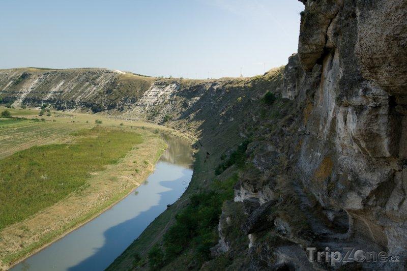 Fotka, Foto Pohled na krajinu v okrese Orhei (Moldavsko)