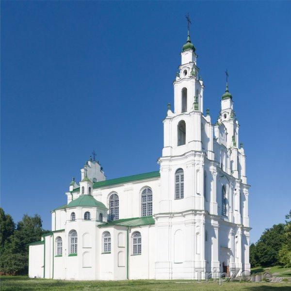 Fotka, Foto Polotsk, katedrála sv. Sofie (Bělorusko)