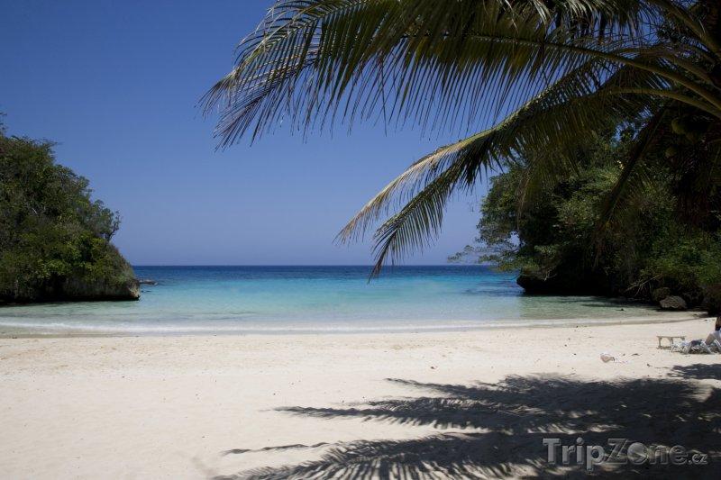 Fotka, Foto Port Antonio - utajená pláž (Jamajka)